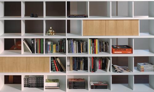 boekenkast van de boekenkastfabriek